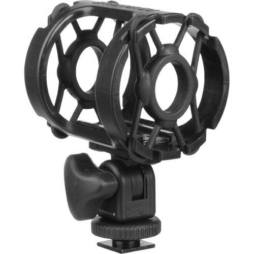 Pearstone dusm 1 universal shock mount for camera shoes and boompoles