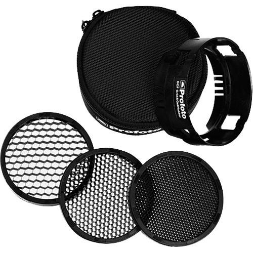 Profoto grid kit for ocf flash heads