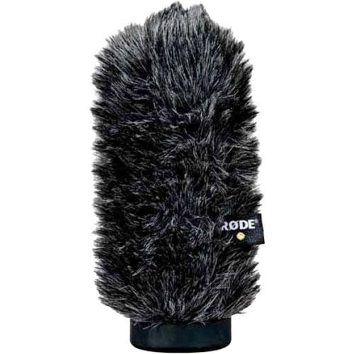 Rode ws6 deluxe windshield for the ntg2  ntg1  ntg4  and ntg4  microphones