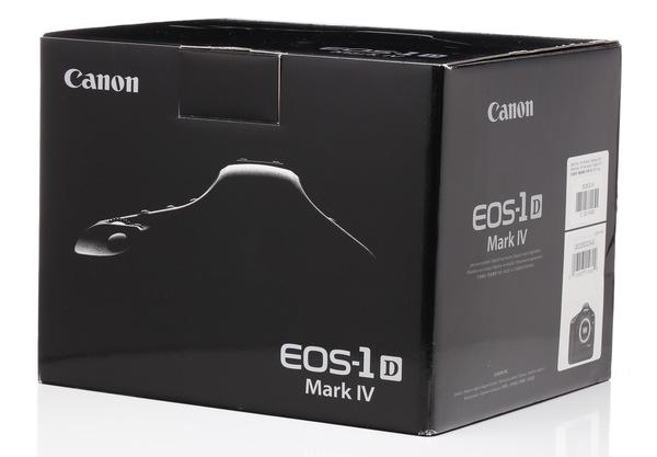 Canon 1d iv box