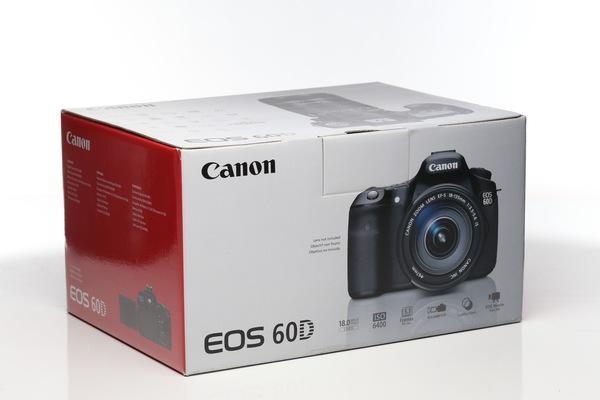 Canon 60d box