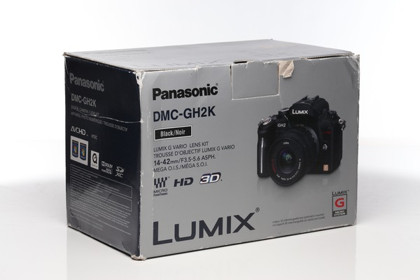 Panasonic gh2 box