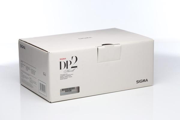 Sigma dp2 box
