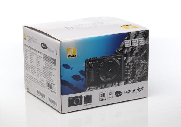 Nikon 1 box