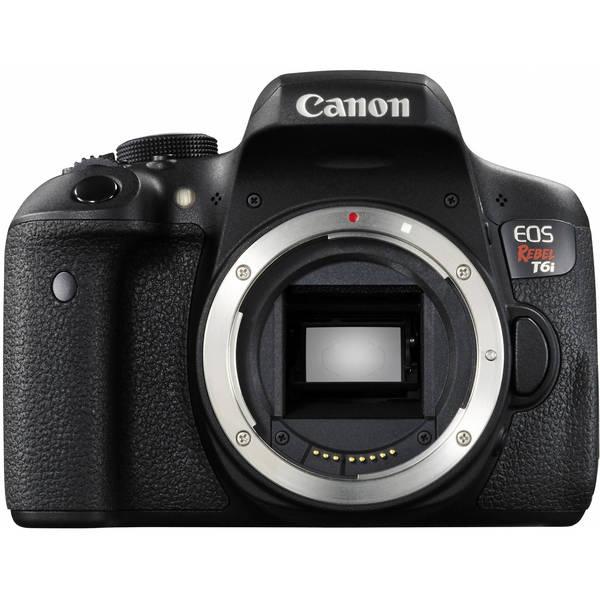 Canon eos t6i camera
