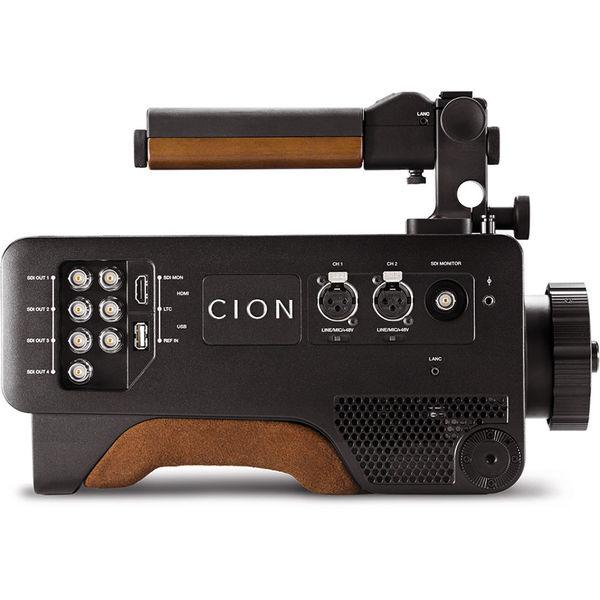 Aja cion 4k uhd and 2k hd production camera