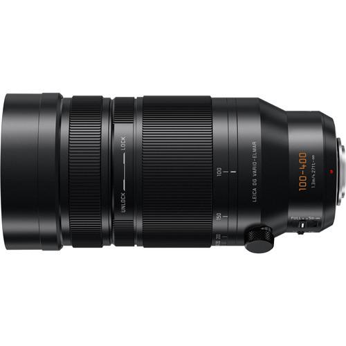 Panasonic leica 100 400mm f 4 6.3 asph ois lens