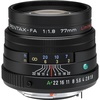 Pentax 77mm f/1.8 SMC-FA Limited (Stock)