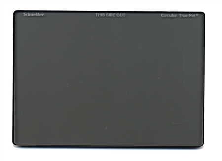 Schneider 4x5.65%22 circular true polarizing filter