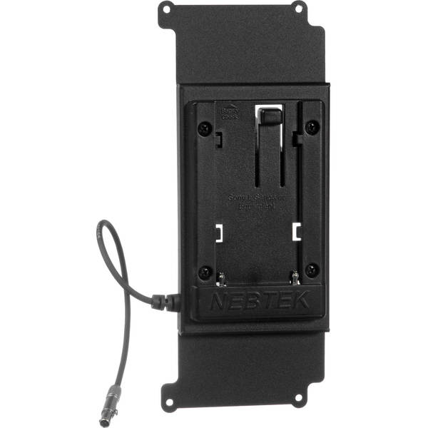 Convergent design odyssey battery plate for sony l series batteries %287.4v%29