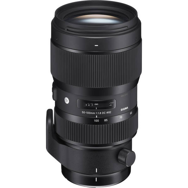Sigma 50 100mm f 1.8 dc hsm art for nikon