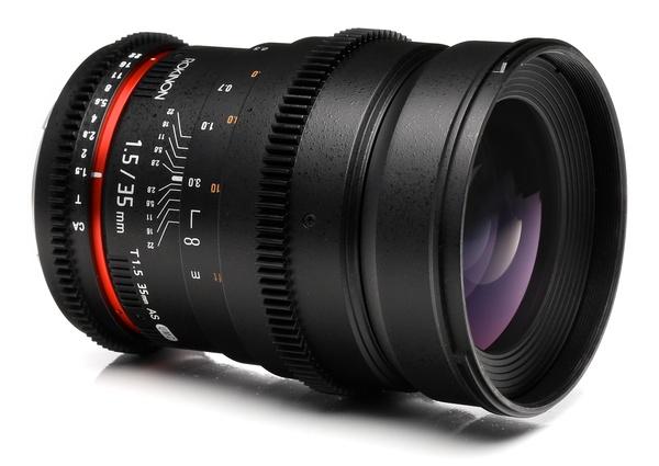 Rokinon 35mm t1.5 cine %28for canon ef%29