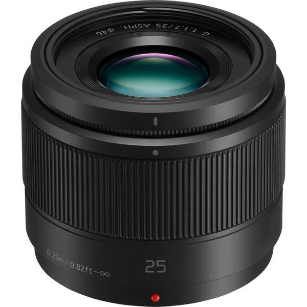 Panasonic 25mm f 1.7 asph micro 4 3 lens
