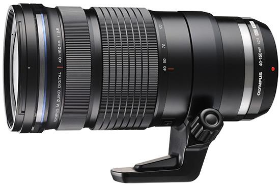Olympus 40 150mm f 2.8 ed pro micro 4 3 lens