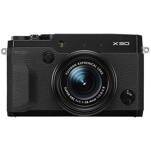 Fujifilm x30 camera