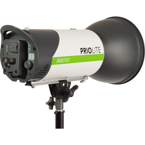 Priolite mbx500 flash head