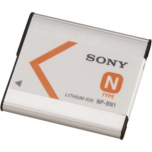 Sony np bn1 battery
