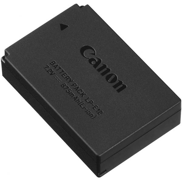 Canon lp e12 battery