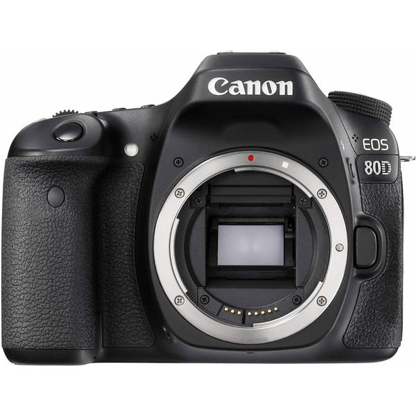 Canon eos 80d camera