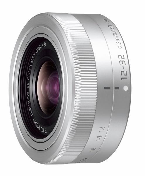 Panasonic 12 32mm f 3.5 5.6 ois micro 4 3 lens %28silver%29