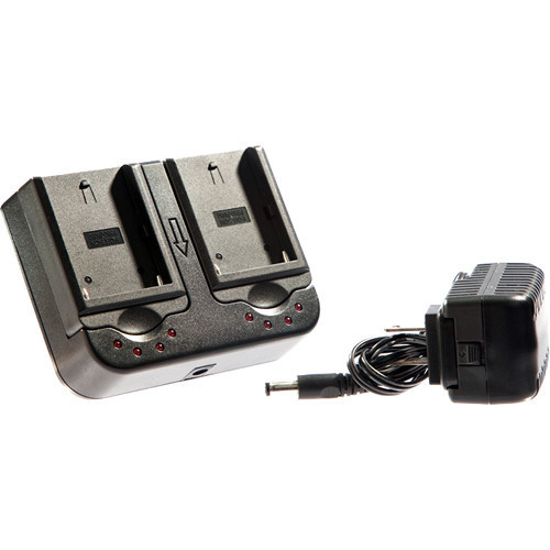 Ikan dual sony l series compatible battery charger