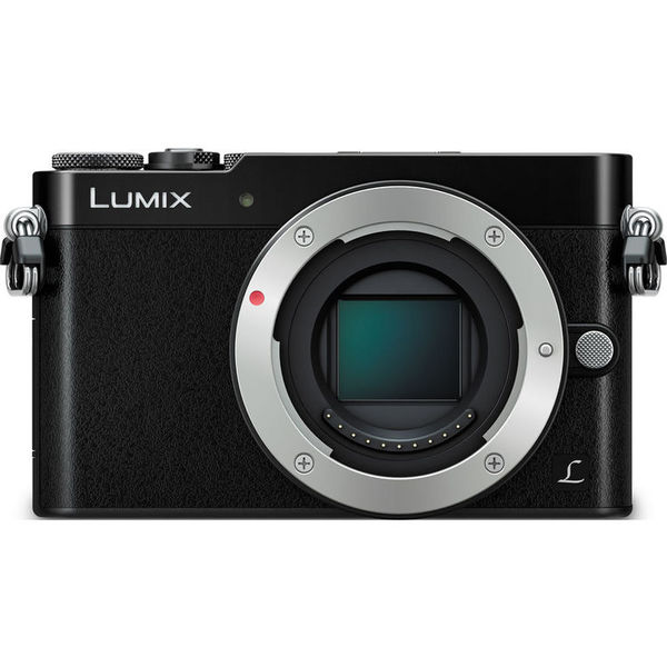 Panasonic lumix dmc gm5 micro 4 3 camera