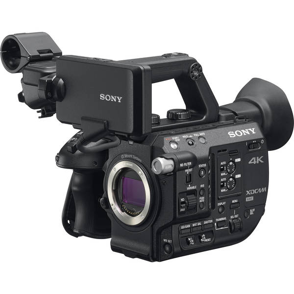 Sony pxw fs5 xdcam super 35 camera system