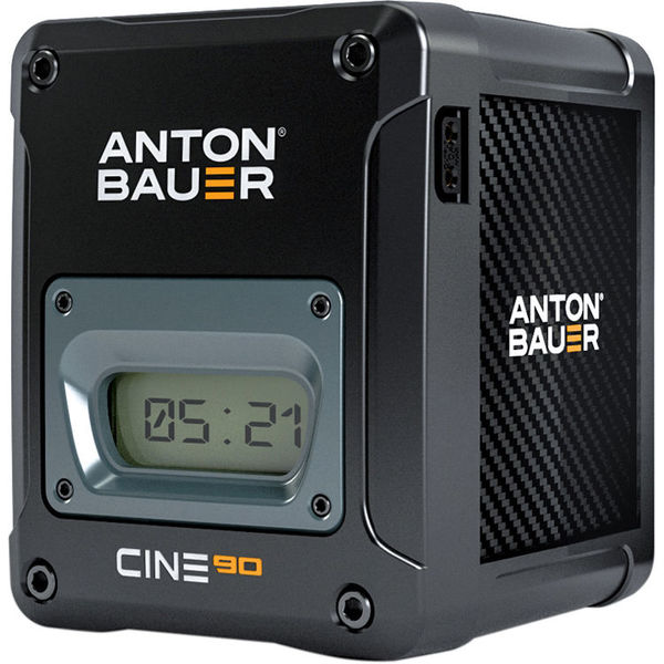 Anton bauer cine 90 gold mount battery
