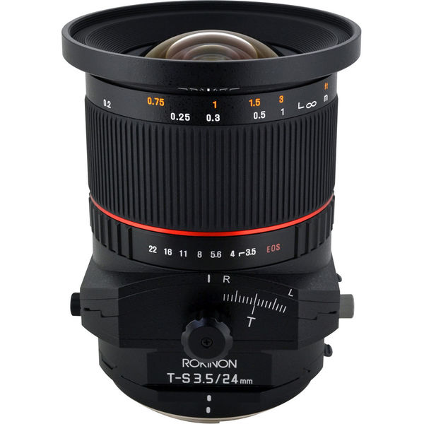 Rokinon tsl24m n 24mm f3 5 tilt shift 926394
