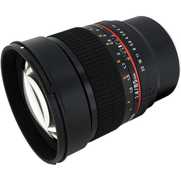 Samyang sy85m e 85mm f 1 4 lens for 1024119