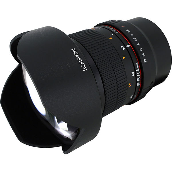 Rokinon fe14m e 14mm f 2 8 ed as 1018522