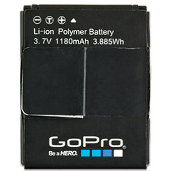 Gopro ahdbt 302 battery %285 pack%29