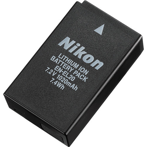 Nikon en el20 battery %285 pack%29