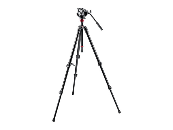 Manfrotto mvh500ah fluid head   755xb tripod