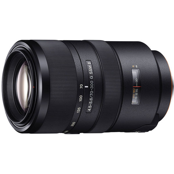 Sony sal70300g2 70 300mm f 4 5 5 6 g ssm 1102010