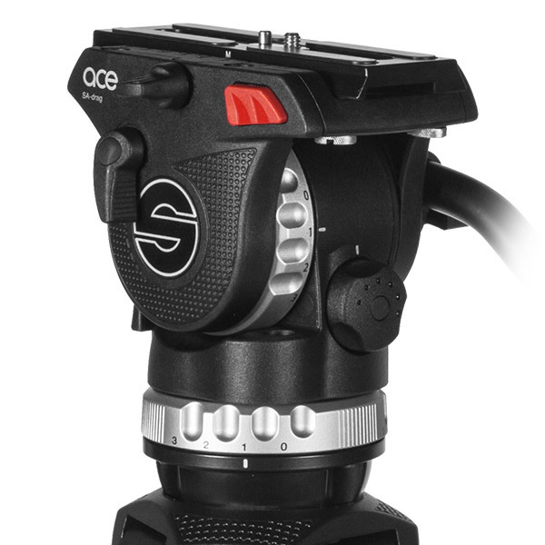 Sachtler ace m fluid head