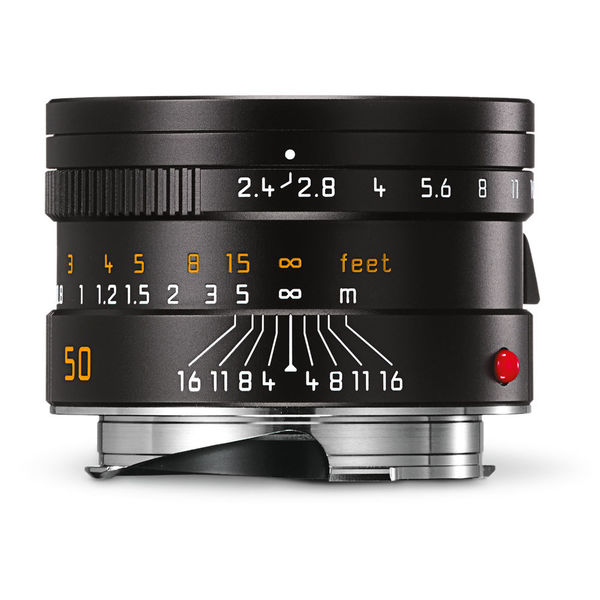 Leica 11680 summarit m 50mm f 2 4 lens 1082901