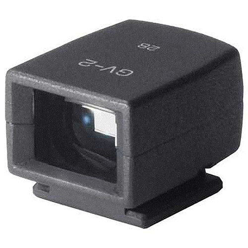 Ricoh gv 2 mini external viewfinder