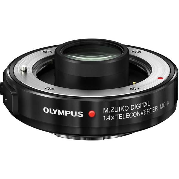 Olympus mc 14 1.4x teleconverter for micro 4 3