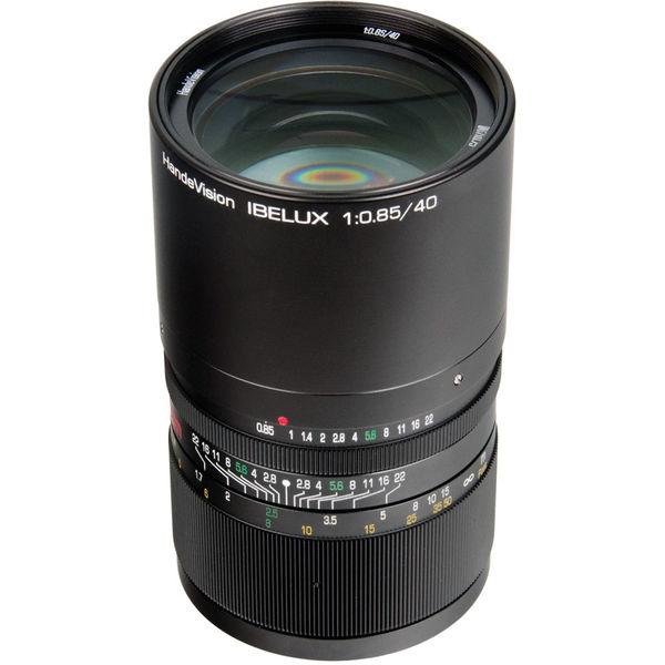 Handevision hvib4085se ibelux 40mm f 0 85 lens 1056301