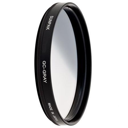 Sunpak 72mm graduated nd 0.6%c2%a0filter