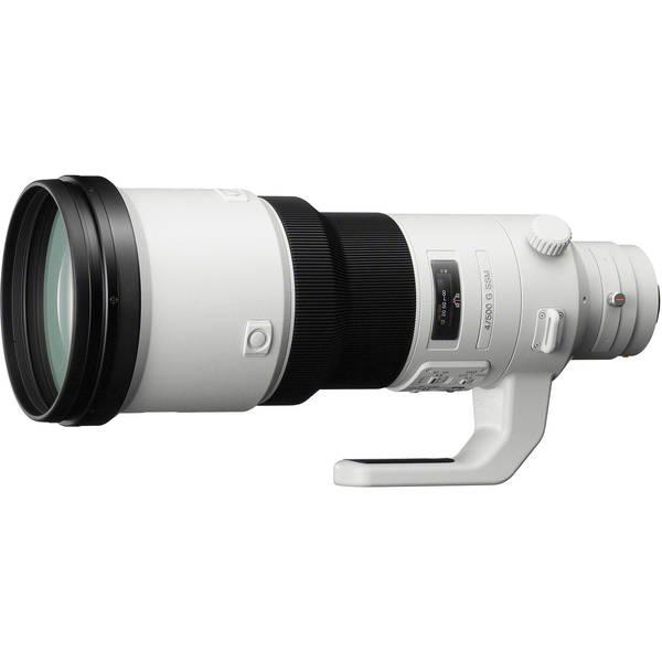 Sony sal500f40g 500mm f 4 0 g lens 845555