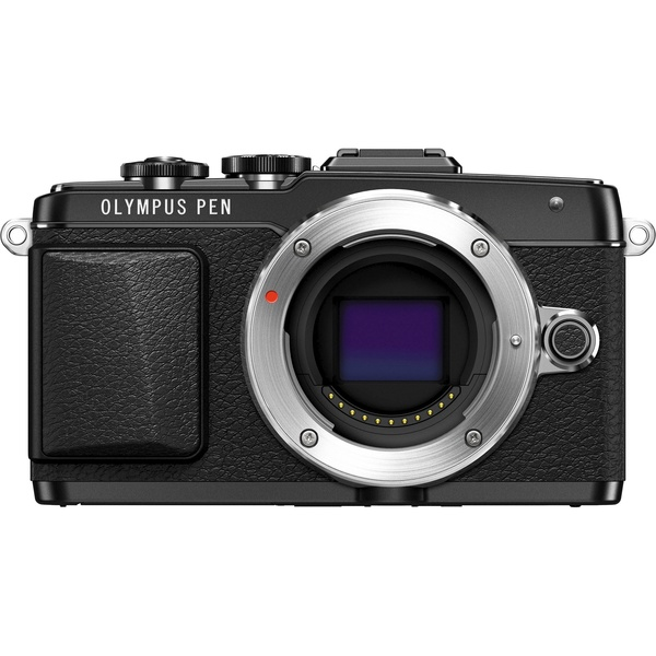 Olympus v205070bu000 e pl7 mirrorless digital camera 1078958