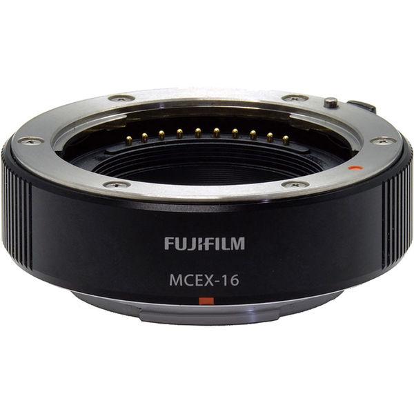 Fujifilm mcex 16 macro extension tubes 1102439
