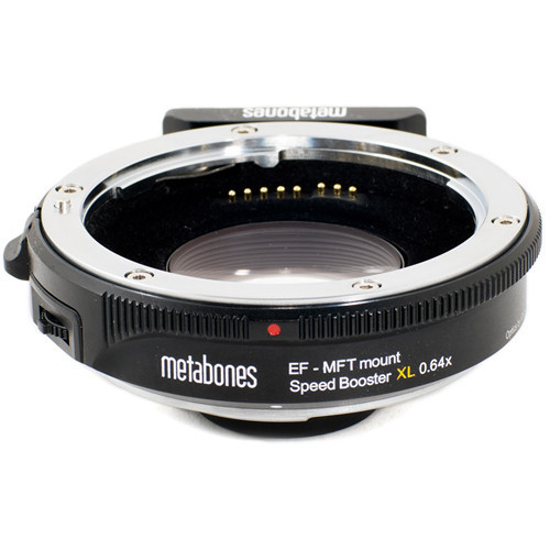 Metabones canon ef lens to micro 4 3 t speed booster xl