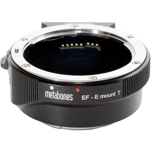Metabones canon ef or ef s lens to sony e mount t smart adapter iv