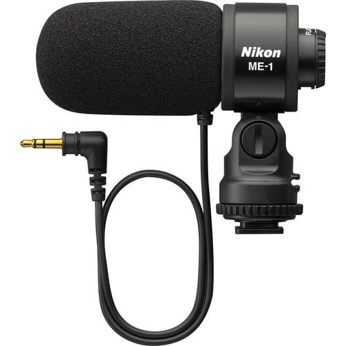Nikon me 1 stereo microphone