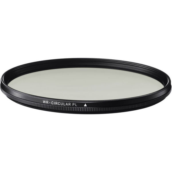 Sigma 105mm circular polarizer wr filter