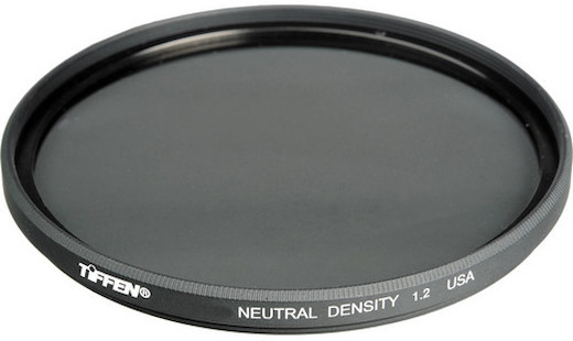 Tiffen 49mm neutral density 1.2 filter