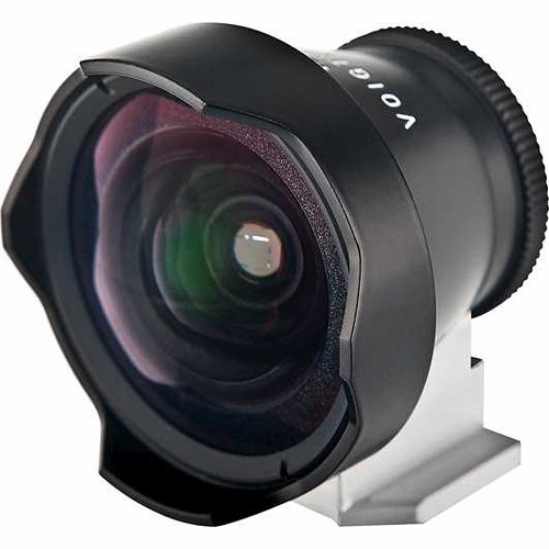 Voigtlander da417b 12mm viewfinder black 725631